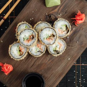 Доставка суши в Одессе