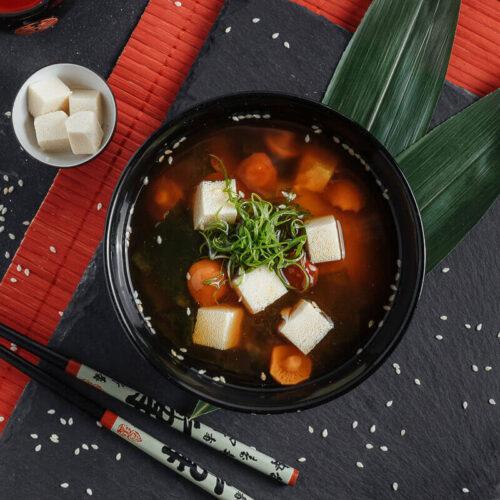 Мисо-суп классик