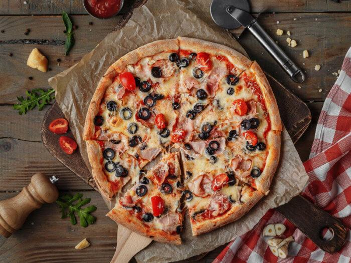 Пицца Стацени