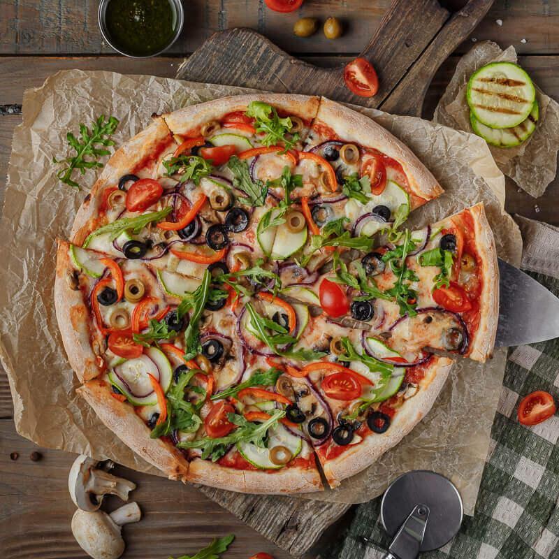 Пицца Вегетериано